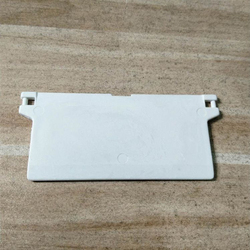 10pcs Weights Window Parts Vertical Blind Spares Connector Home Repair Clips Slat Hanger Bottom Replacement White Chain Link