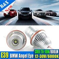 NEW CANBUS E39 E87 E60 E63 E64 E65 E66 E53 FOR BMW OEM ANGEL EYES LED