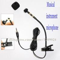 ميكروفون مكثف صك سلكي للعب الساكسفون الصوتي أو SAX