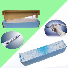 цена на 1 box Disposable Dental Plastic Sleeves (500 pcs) for High Speed/Low Speed Handpiece