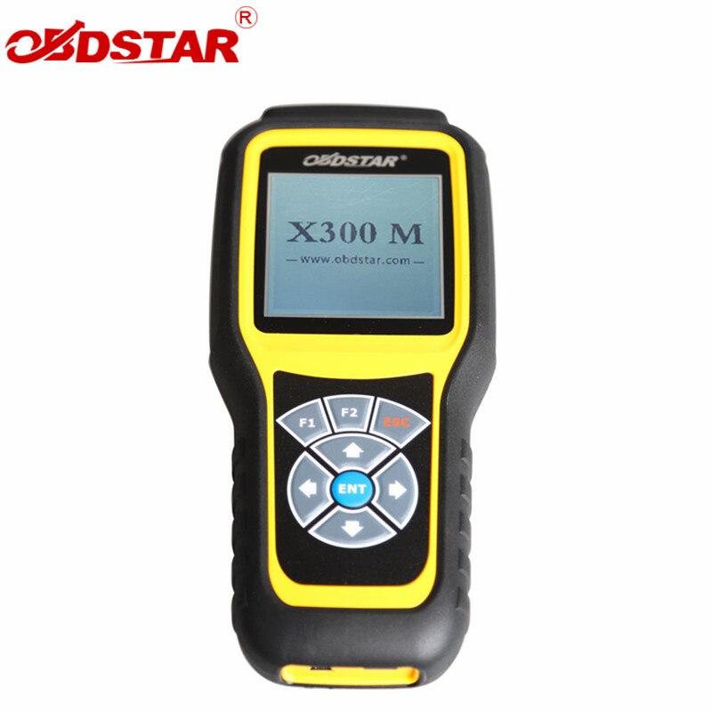 OBDSTAR X300M di Regolazione del Contachilometri e OBDII Supporto Per Benz Strumento di Correzione di distanza in Miglia X300 M Aggiungere Per Fiat/Volvo e MQB Modelli