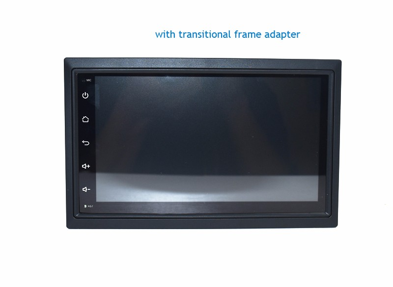 android universal 7inch touch car dvd car radio car gps navigation (2)