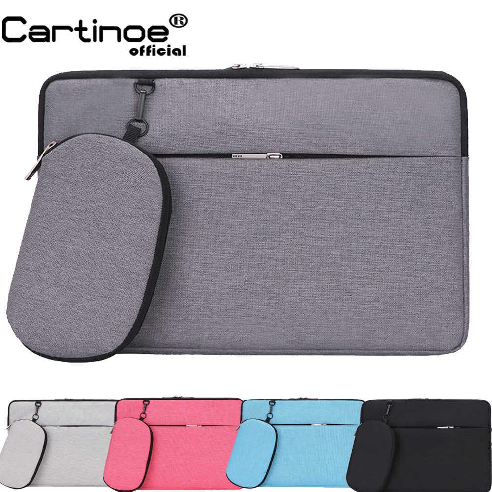 Тонкий водонепроницаемый чехол для ноутбука 11 12 13 14 15,6 дюймов Сумка для ноутбука для Macbook pro 15 retina сумка для lenovo Dell hp