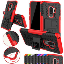 Rugged Armor Case For Samsung Galaxy S9 S10 Plus S8 A6 A7 A8 J4 J6 2018 Note 10 9 A10 A20 E A30 A40 A50 A60 A70 Hard PC Cover