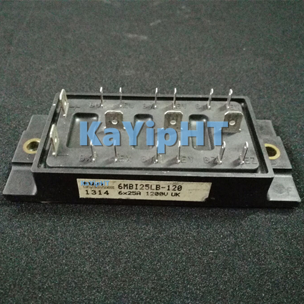 Free Shipping 6MBI25LB-120 6MB125LB-120 No New(Old components) IGBT module:25A-1200V,Can directly buy or contact the seller