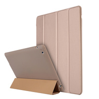 Pretty Girls Happy Life For iPad 2 3 4 Flip Leather Case 3 Fold  Smart Stand Cover For iPad 2 3 4 Silicone Capa Fundas