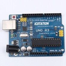 CSH004A ATMEGA328 UNO V3.0 R3 Development Board Compatible For Arduino UNO R3 without USB cable