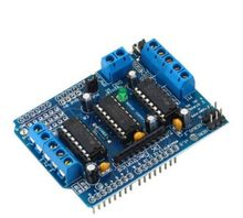 1pcs L293D Motor Drive Shield dual for arduino Duemilanove, Motor drive expansion board
