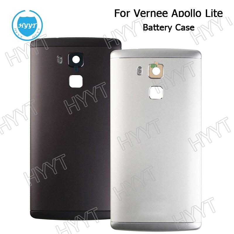 Цена за Для vernee Apollo Lite Батарея чехол оригинальный защитный Батарея задняя крышка подходит Замена для vernee Apollo lite аксессуары