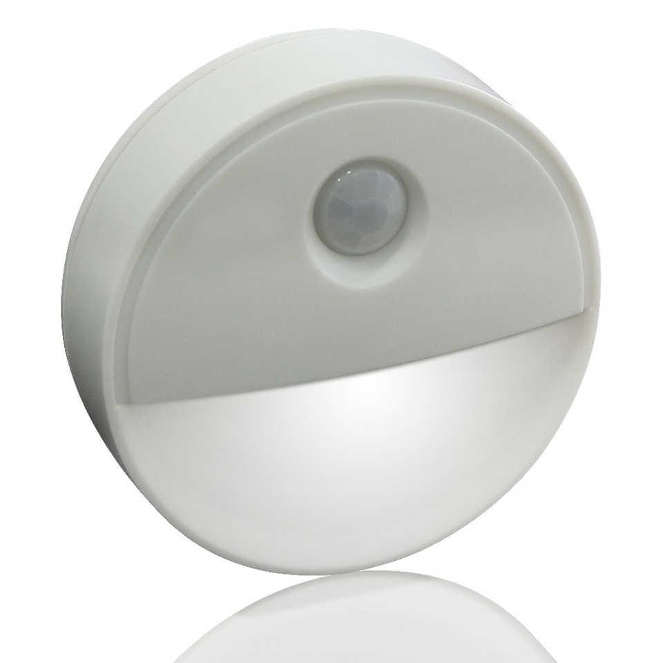 PIR датчик движения светодиодный светильник, новинка, настенный ночной потолочный свет, лампа для прихожей, 2 светодиодный светильник, Новинка