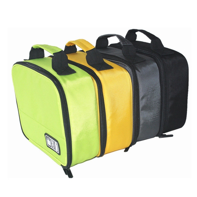 Great Portable Bag Travel Man Travel Storage Bag Data Cable Zip Bags Organizer  Suitcases And Travel Bags