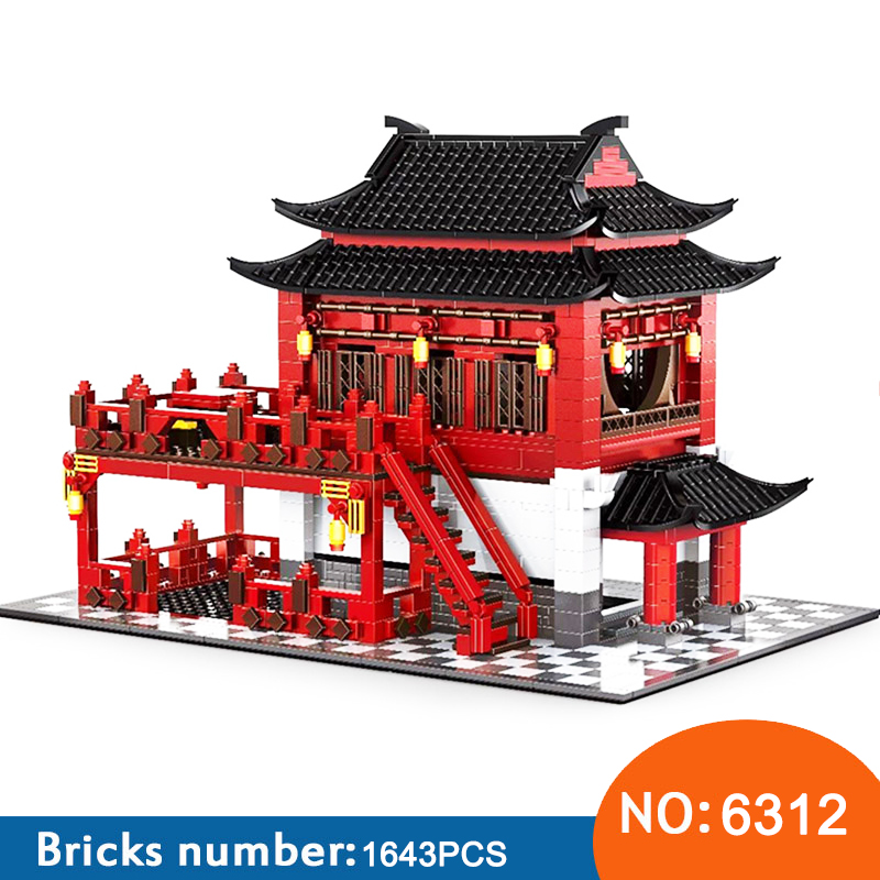 XingBao 03012 Genuine Technic Series The Red Monster Set Children Educational Building Blocks Bricks Toys Model