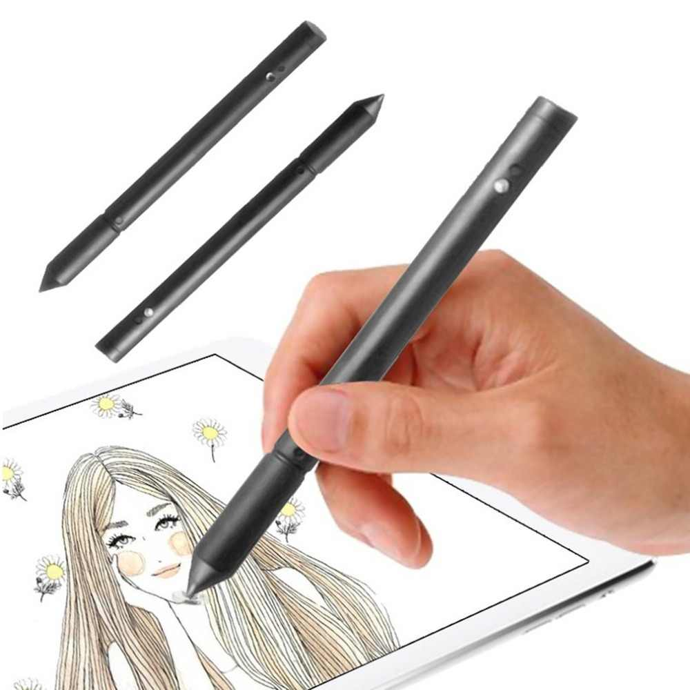 2-in-1 Multifunction Touch Screen Pen Universal Stylus for apple Pen Capacitive Pen for iPhone x, oppo, sumsung Galaxy note 8 9