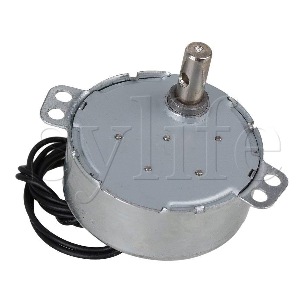 Synchronous Motors AC 220 V 1.4-1.6 r/min 50/60Hz CW/CCW 4W TYC-50 Torque цена