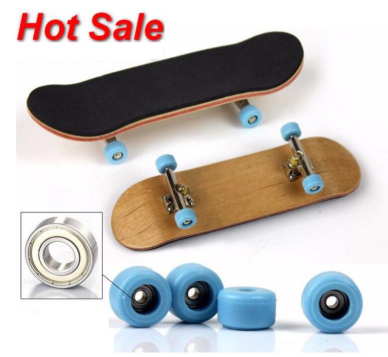 Hohe Qualität Finger Roller Skateboard Skate Professionelle Ahornholz Griffbrett Neuheit Spielzeug Für Kinder