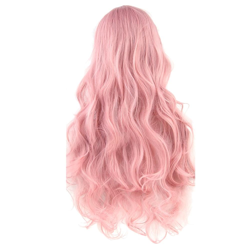 soowee 20 цвета волнистые длинный парик