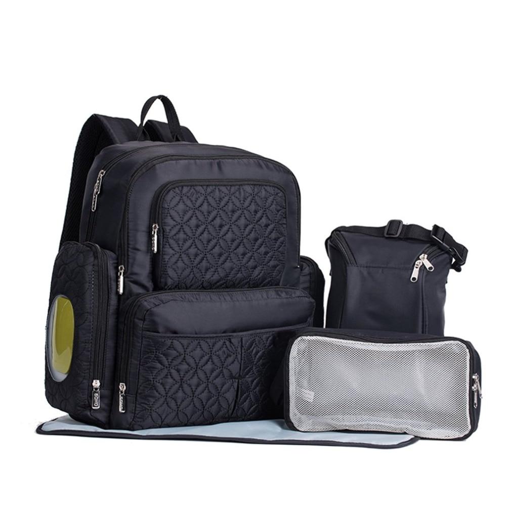 Blosa 5 шт./компл. большой Ёмкость Мумия мешок мать пеленки рюкзак детские Сумки для подгузников сестринского ухода для беременных Мумия коляс