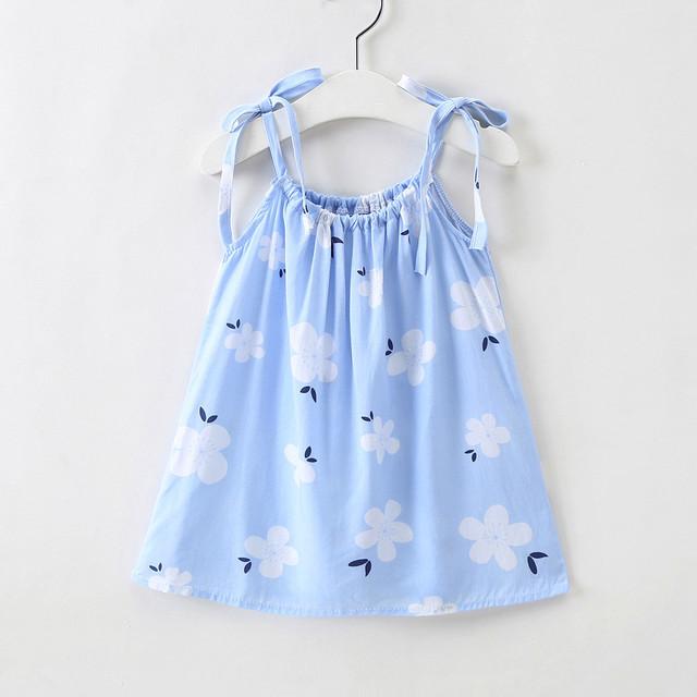 Baby Girl's Sleeveless Dresses