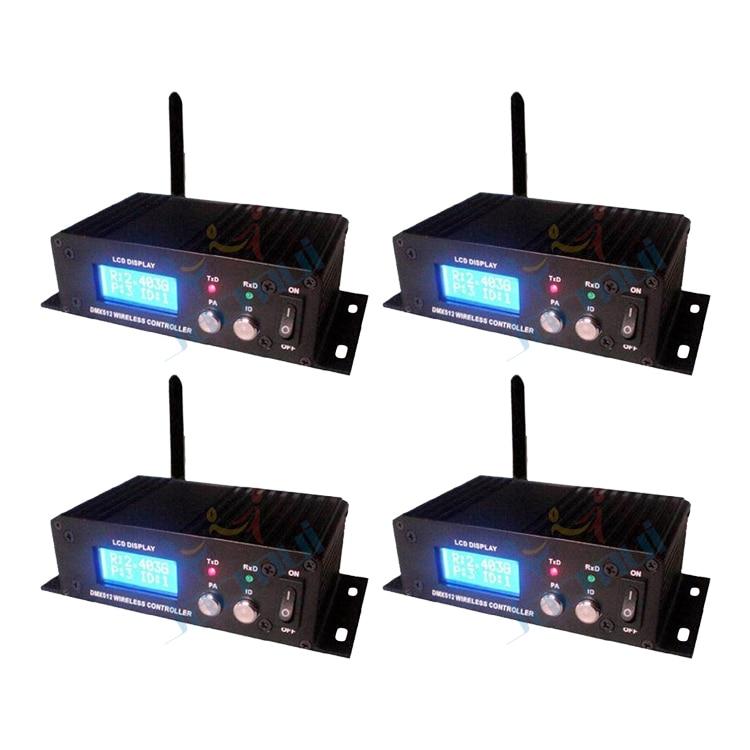 2.4G Wireless Dmx Controller Stage Lighting Signal Transmit 2.4G Wireless Receiver & Transmitter Remote Dmx 512 Signal Relay2.4G Wireless Dmx Controller Stage Lighting Signal Transmit 2.4G Wireless Receiver & Transmitter Remote Dmx 512 Signal Relay