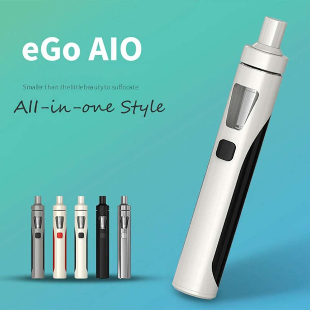 Electronic Cigarette Vaporizer Kit 2200mAh 40W 18650 Cigarette Box Mod 510 Thread Tank E-cigarette Vape Pen Kit metal вентилятор be quiet silentwings 3 140x140x25мм 4pin 1600rpm bl071