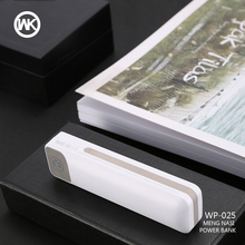 WKDESIGN Mini Power Bank Portable Charger Powerbank