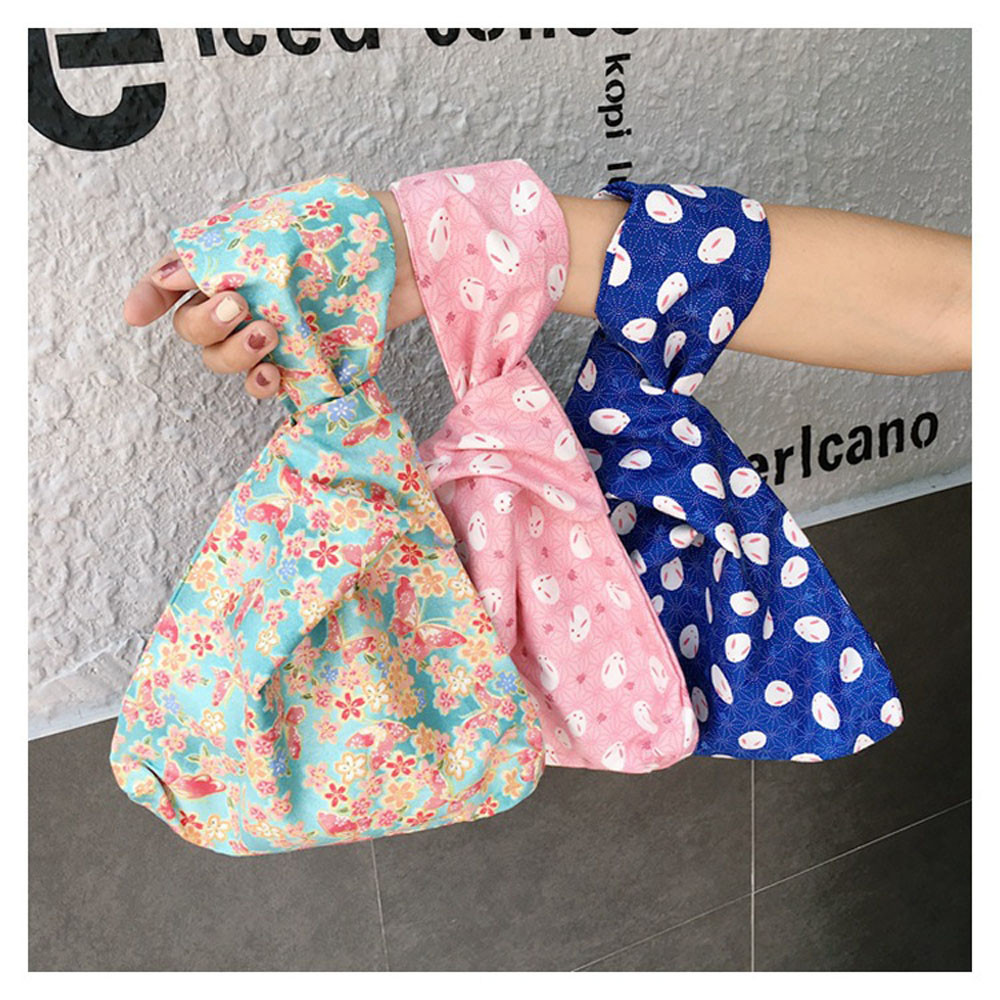 Coin Purse Canvas Shopping-Handbag Female Bolsa-Feminina Women Fashion Key-Package Girls