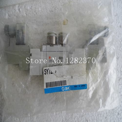[SA] New Japan genuine original SMC solenoid valve SY7220-5DZ-C10 spot --2PCS/LOT new original solenoid valve sy3120 5dz m5