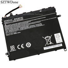 SZTWDone New BAT 1011 Tablet battery for ACER Iconia Tab A510 A700 A701 1ICP5/80/120 2 BT0020G003 3.7V 9800MAH 36WH