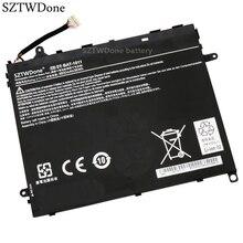 SZTWDone yeni BAT 1011 tablet bataryası için acer iconia tablet A510 A700 A701 1ICP5/80/120 2 BT0020G003 3.7V 9800MAH 36WH