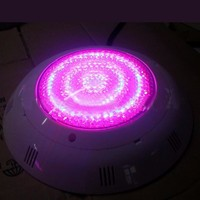 10pcs Lot Wall Mounted 20w 316leds RGB Swimming Pool Light AC 12V IP68 Underwater Lighting For