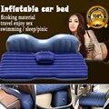 Boa qualidade Offroad Viagem cama carro Inflável com travesseiro assento do sofá ao ar livre engrossar ao ar livre colchão Inflável carro colchão