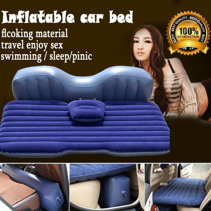 FUWAYDA buona qualità Offroad Corsa sedile divano per esterni addensare all'aperto materasso Gonfiabile letto auto Gonfiabile auto materasso