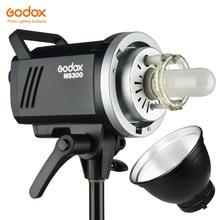 Godox-receptor inalámbrico MS200 200W o MS300 300W 2,4G, dispositivo compacto y duradero con montaje Bowens para Flash de estudio