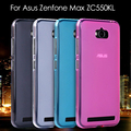 For Asus Zenfone Max ZC550KL Phone Bag Double-sided Matte TPU Shell Cover Case