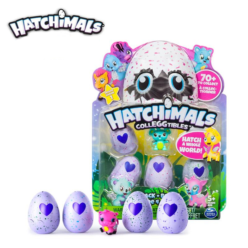 Original Hatchimals Eggs mini magical magic egg hatching creative egg child children boys and girls toys