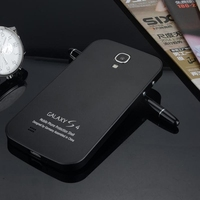 S4 Ultrathin Metal Phone Bags Cases For Samsung Galaxy S4 I9500 Aluminum Bumper Case With Discount
