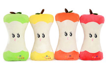 50cm 70cm Creative apple pillow cushion small apple plush toy fruit pillow best sleeping pillow for