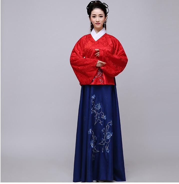 929b52dc6d94a New Design Chinese Traditional Women Hanfu Dress Chinese Fairy Dress ...