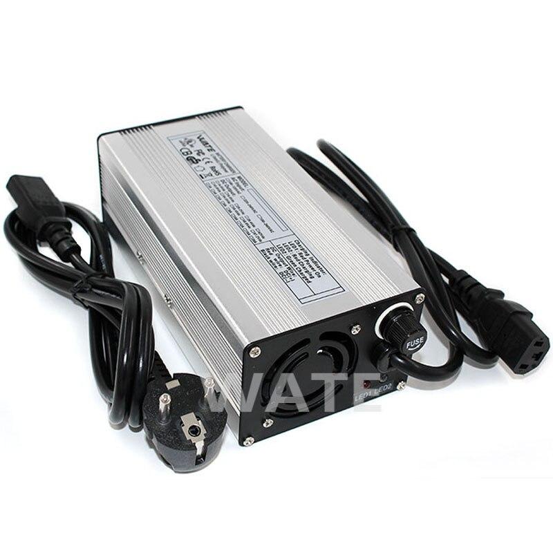 29,4 В 12A Интеллектуальный литий-ионный Батарея Зарядное устройство используется для 24 В Электрический велосипед Батарея