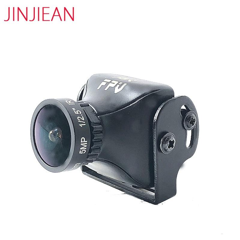 Nova Chegada C800T 1/2. 7 Botão DC5V-15V 2000TVL 2.5mm Câmera CCD com OSD PAL NTSC Swtichable para RC Drones câmera Brinquedos