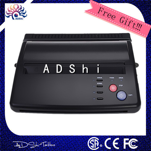 Free Shipping By Russia Special Line Professional Original Tattoo Thermal Copier Stencil Paper Maker Transfer Printer Machine #T