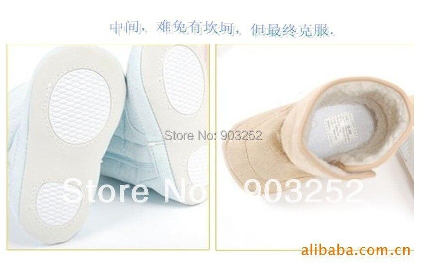 3 цвета, теплая и Милая зимняя обувь/противоскользящие детские ботинки/Обувь для малышей/обувь/Первые ходунки/Детские предходунки