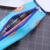 3 Estilos Coreanos Creativo Galleta Linda Caja de Lápiz de Cuero de LA PU bolso de la pluma bolsa de la escuela material de oficina Papelería Kawaii zakka
