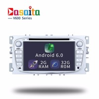 Octa Core Android 6 0 Car DVD GPS For FORD Mondeo Focus S Max C Max