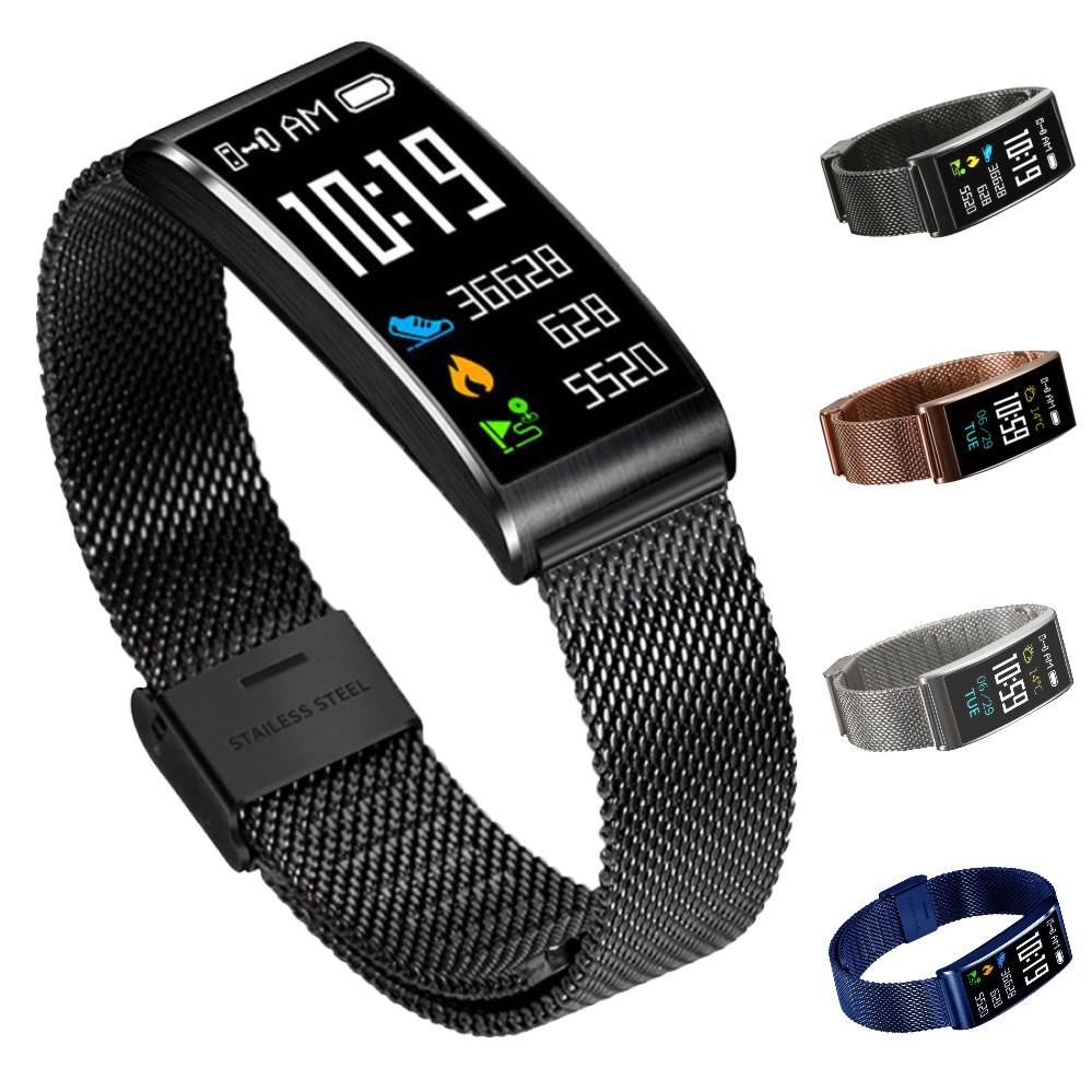 Izvorni X3 Smart Watch Muškarci Žene IP68 fitnes tracker Smart - Pametna elektronika - Foto 1