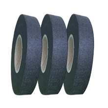 High 1pc Heat-resistant 19mm x 15m Adhesive Flannel Fabric Cloth Tape Cable Harness Wiring For Car A