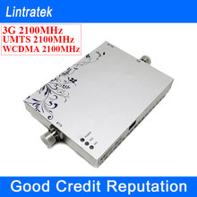 75db 1000sqm 3G Repeater 2100MHz 25dBm Output UMTS 2100 Repeater 3G Signal Amplifier AGC MGC WCDMA 2100mhz Signal Booster S15