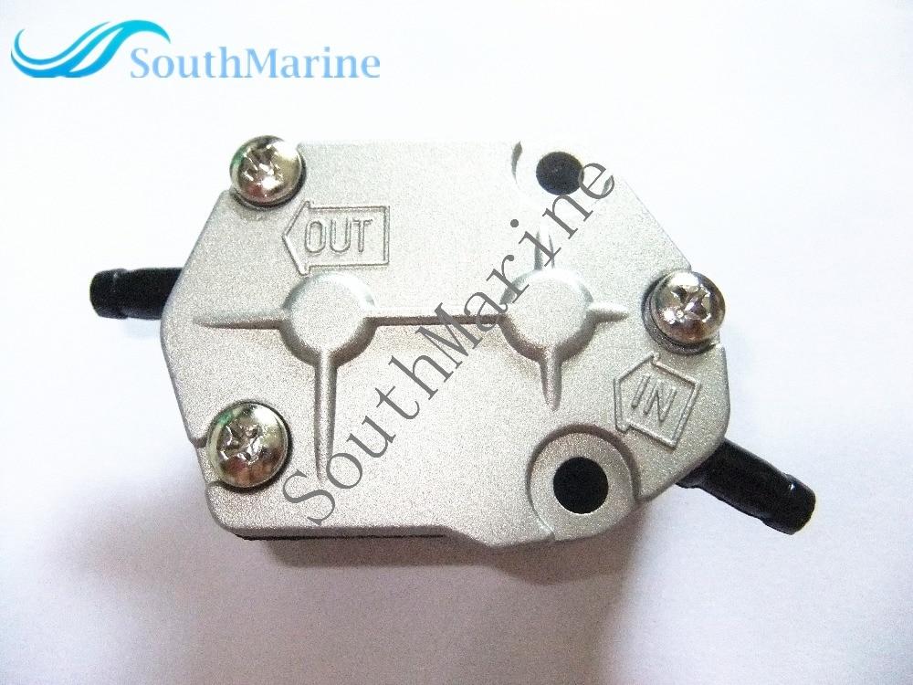 6A0-24410 692-24410-00-00  692-24410-00 Fuel Pump for Yamaha 2-Stroke 25HP 30HP 40HP 50HP 55HP 60HP 75HP 90HP Outboard Motor