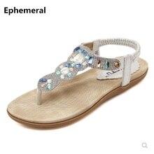 6d85eb052 Lady-High-fashion-designer-brands-Diamond-Plus-size-43-Elastic-band-Zoris- sandals-Beach-shoes-Cinderella.jpg 220x220.jpg