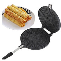 Egg Roll Mode Crispy Machine Omelet Mold Waffles for the Baking Pan Cake Bakeware Tools HM12